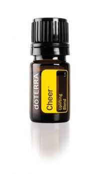 Cheer Emotional Aromatherapy Essential Oil Blend