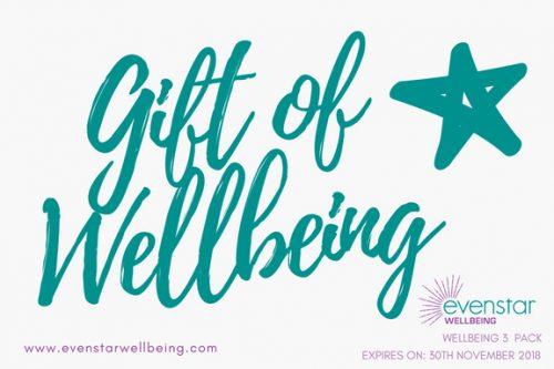 Wellbeing 3 Pack Voucher