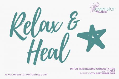 Relax & Heal Voucher