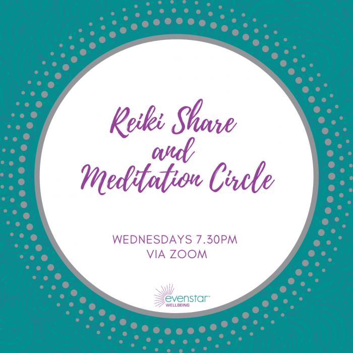 Reiki Share and Meditation Circle
