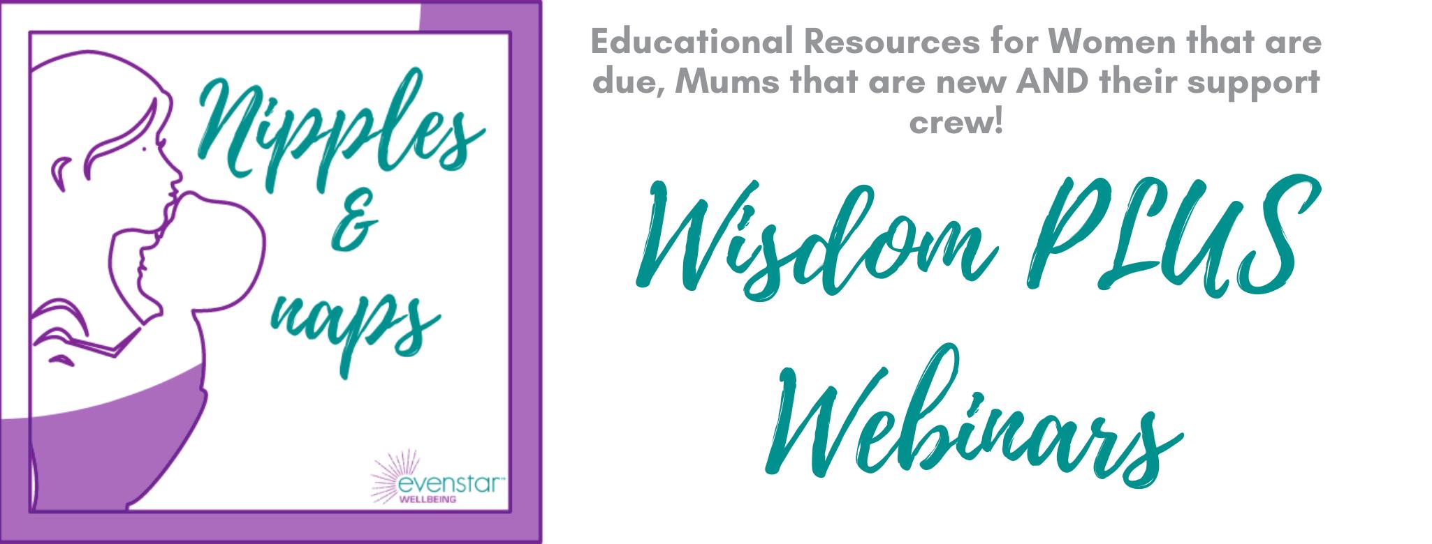 N&N Wisdom + Webinars