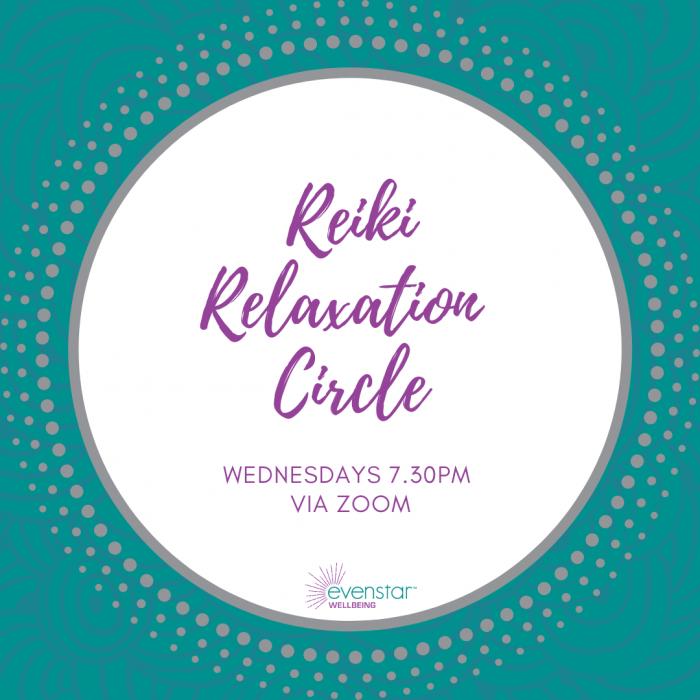 Reiki Relaxation Circle
