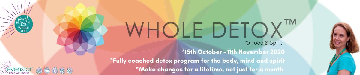 Whole Detox Oct 2020